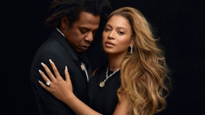 Tiffany & Co Beyonce JAY-Z: Moon River e la campagna About Love