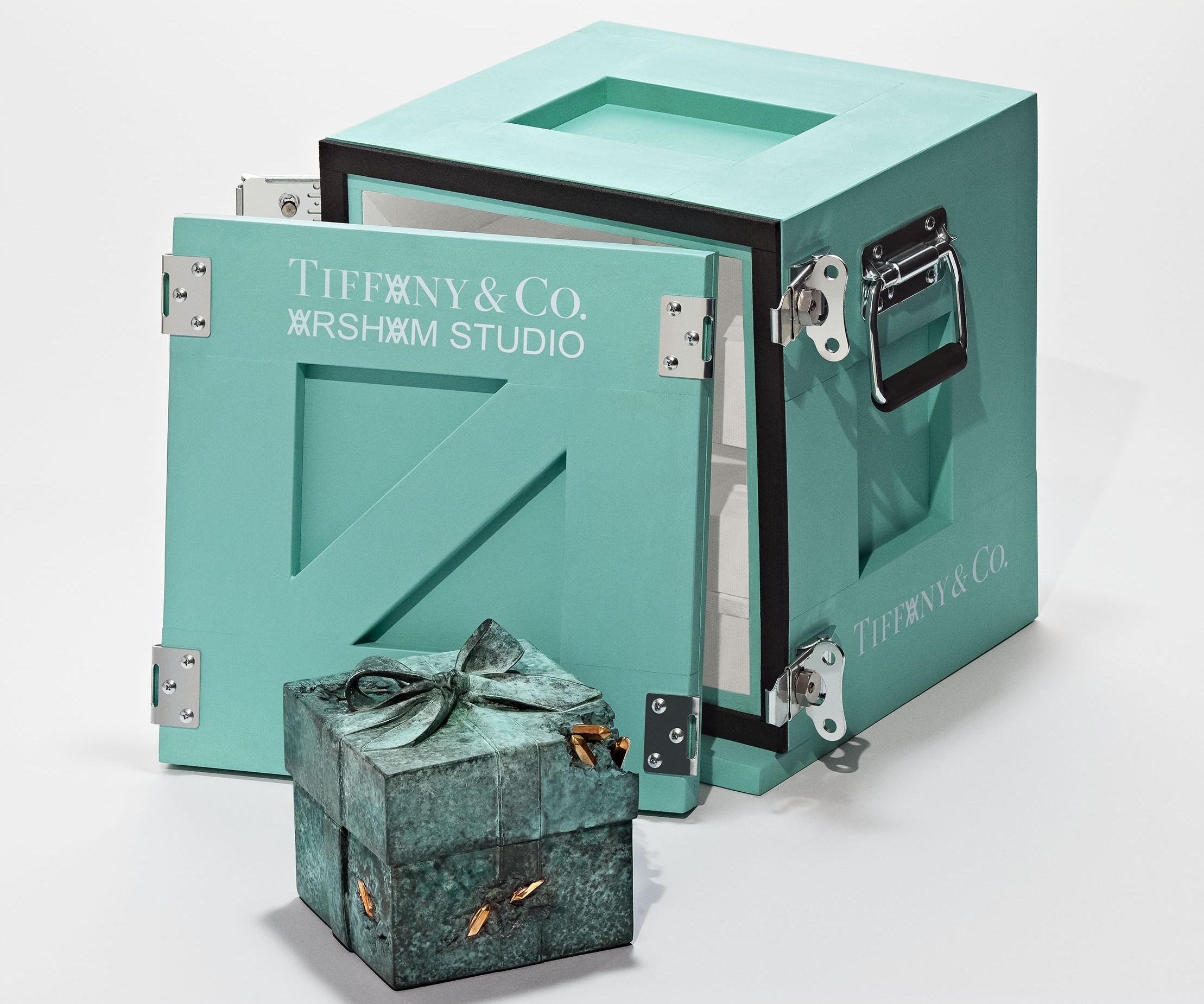Tiffany & Co Daniel Arsham
