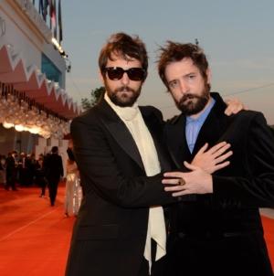Venezia 78 America Latina: il red carpet del film di Fabio e Damiano D'Innocenzo con Elio Germano
