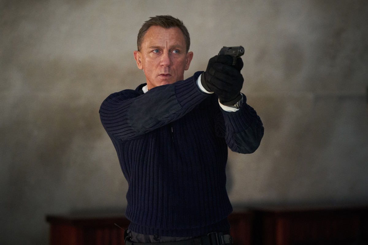 007 No Time To Die recensione