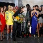 Andreas Kronthaler Vivienne Westwood primavera estate 2022