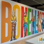 Bonelli Story mostra Milano 2021
