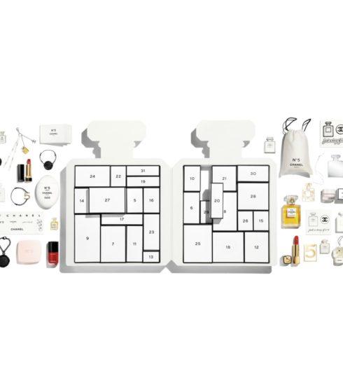 Calendario Avvento Chanel 2021