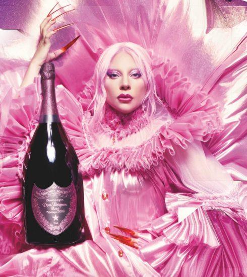 Lady Gaga Dom Perignon limited edition 2021