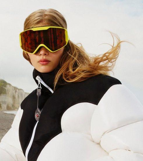 Maschera da sci Louis Vuitton