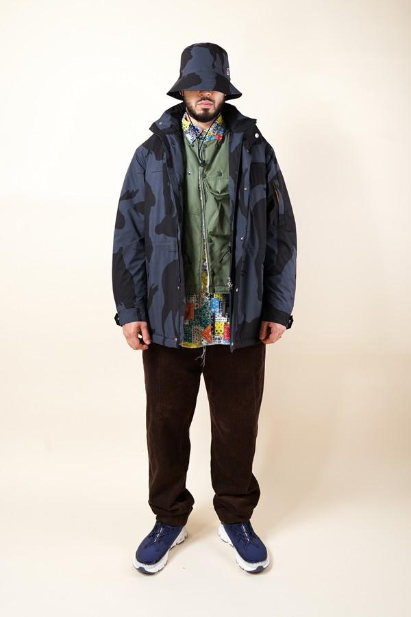 K-Way Engineered Garments autunno inverno 2021
